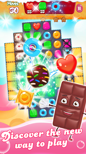 Candy Heroes - screenshot