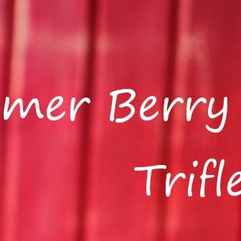 Individual Summer Berry Trifles