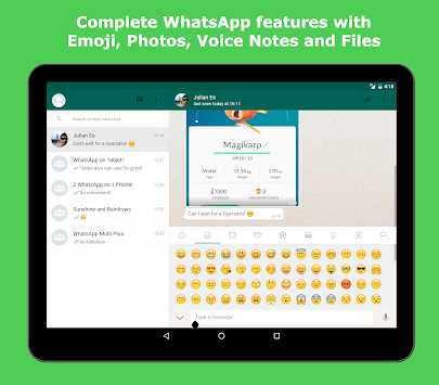 Multi Messenger For WhatsWeb APK screenshot thumbnail 14