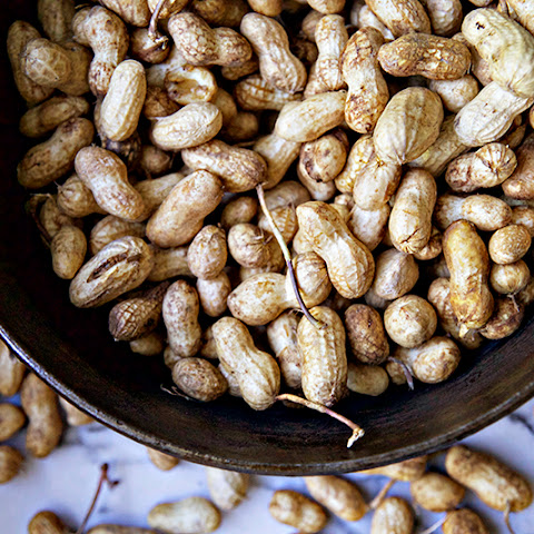 Spicy Boiled Peanuts
