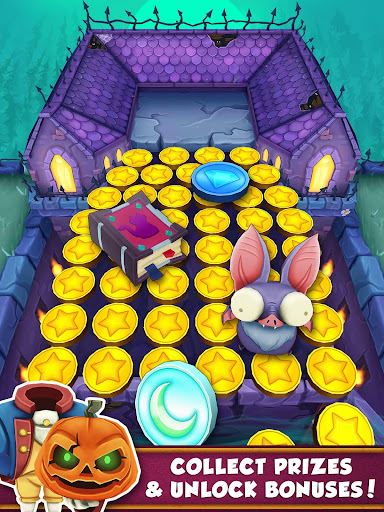 Coin Dozer Halloween screenshot 8