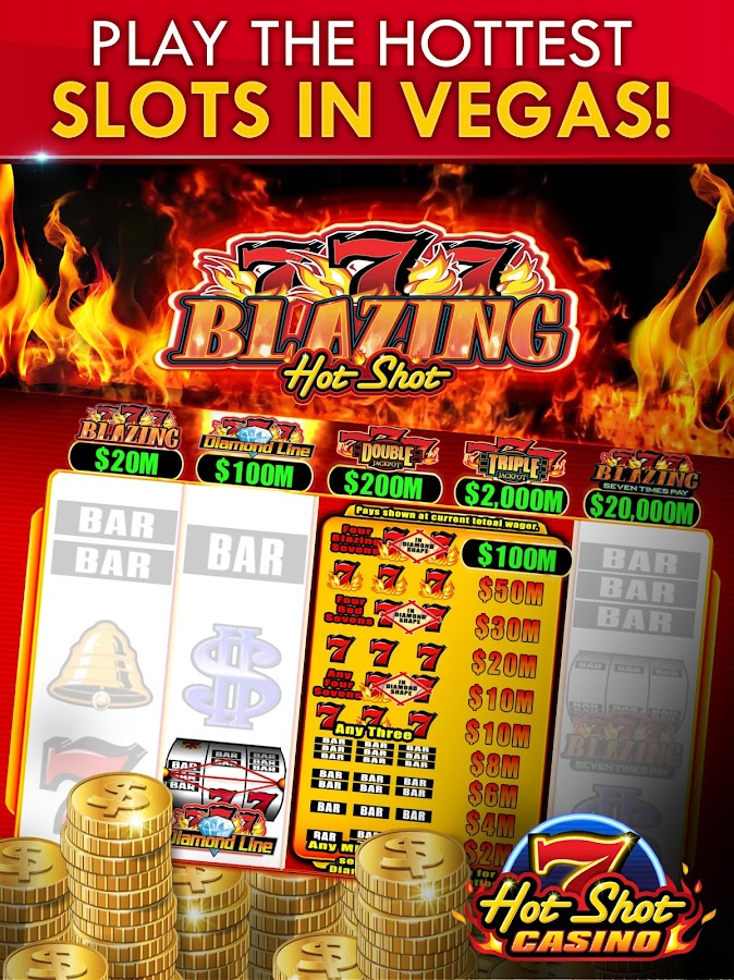 Hot Shot Casino Slots™ - NEW Screenshot 6