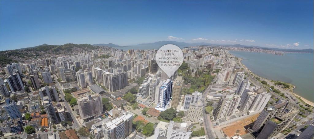 Boulevard Mussi de 2 a 3 dormitórios em Centro, Florianópolis - SC