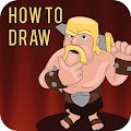 Download Draw 3D clash of clans APK on PC