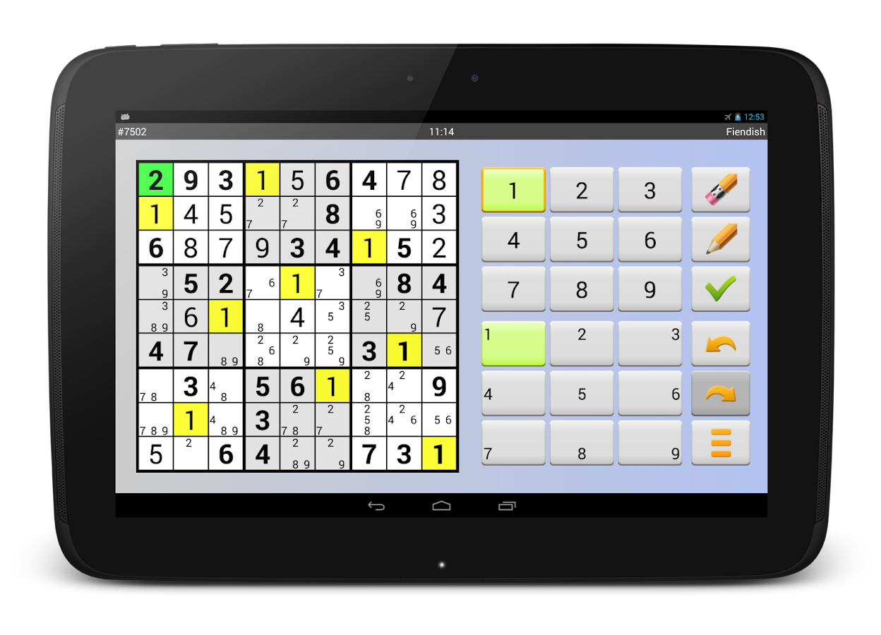 Sudoku 4ever Plus Screenshot 7