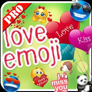 Love Emoji Pro For PC / Windows 7/8/10 / Mac – Free Download