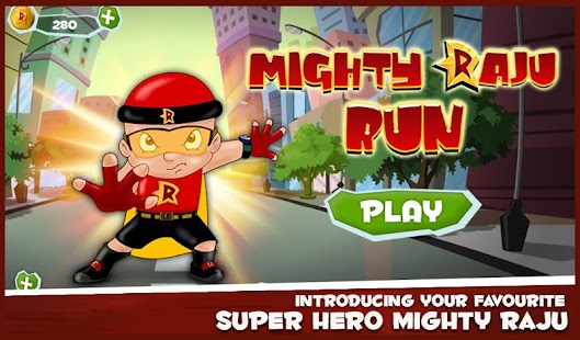 Free Mighty Raju Run APK for Windows 8