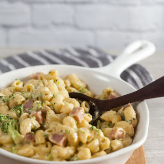 Healthy Ham Mac Cheese Recipes