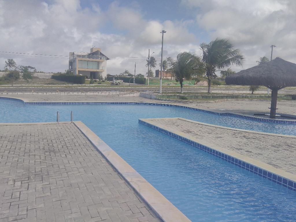 Lote no melhor condomínio do litoral sul Chácaras de Carapibus