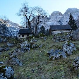 Zadnjica by Bojan Kolman - Nature Up Close Rock & Stone (  )
