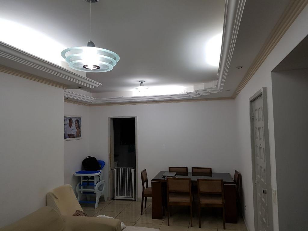 Apartamento 3 quartos 1 suíte - Parque Bela Vista
