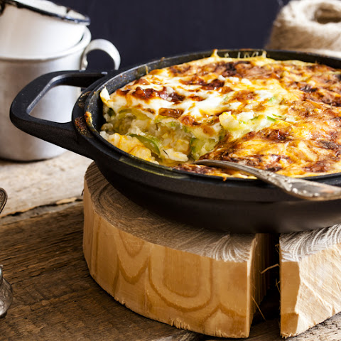 This Cheesy Zucchini Casserole Will Change The Way You Think About Vegetables