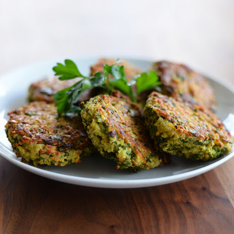 Baked Quinoa Patties