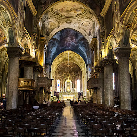 by Giampaolo Creazza - Buildings & Architecture Places of Worship