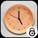 Simple Wood locker theme Icon