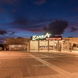 Ziara by Sergio Gold - City,  Street & Park  Night