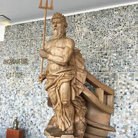 A Wood Sculpture  by Desi Albert Mamahit - Artistic Objects Other Objects ( a wood sculpture )