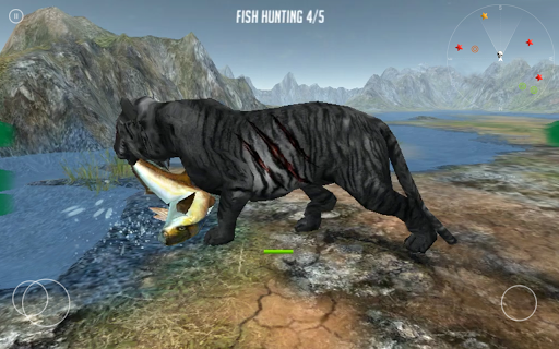 Life Of Black Tiger FREE screenshot 14