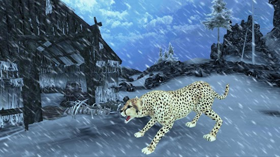 Wild Snow Leopard Hunter - screenshot