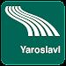 Yaroslavl Map offline Icon