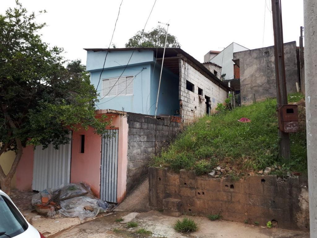 Terreno residencial à venda, Jardim Santa Gertrudes, Jundiaí.
