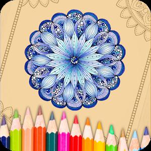 Download Mandala Coloring Book APK For Laptop