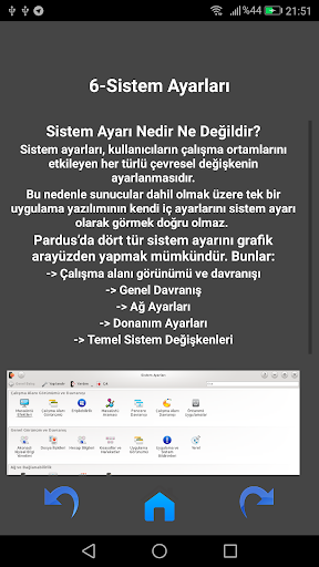Pardus Kılavuz screenshot 4