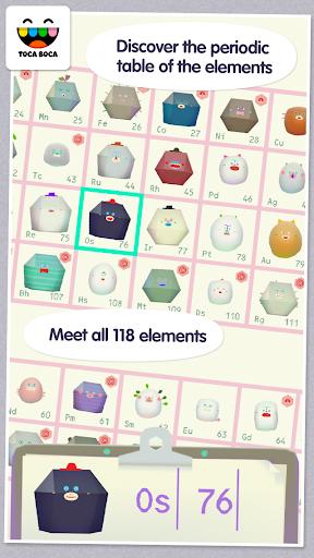 Toca Lab: Elements screenshot 15