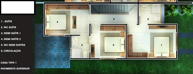 Metta Imobiliária - Casa 3 Dorm, Campeche (CA0496) - Foto 8