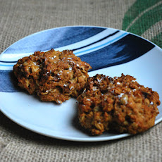 Sweet Potato and Ginger Cookies (V)