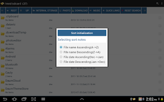 Screenshot of Smart File Manager