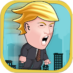 🏛Jumpy Dump Trump Beat On Run APK Image