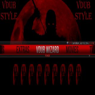 VDUB STYLE Media Center - screenshot