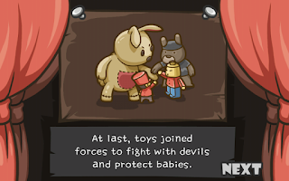 Screenshot of Toy Defender R