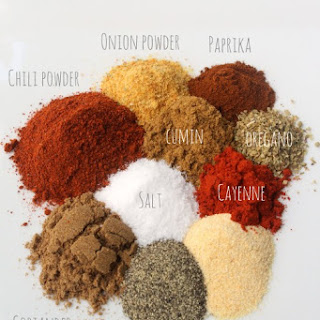 Homemade Low-Sodium Taco Seasoning