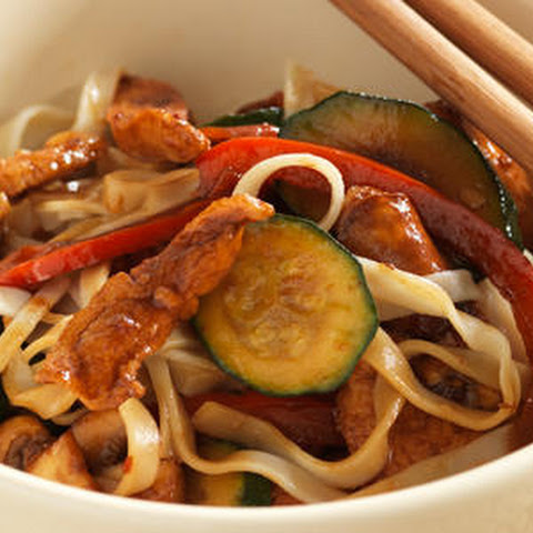 Asian Chicken Stir-fry