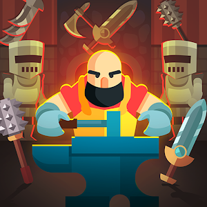 Gear for Heroes: Medieval Idle Craft For PC (Windows & MAC)