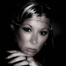 Deep thoughts by Diane Davis - People Musicians & Entertainers ( songwriter, fashion, singer, fashion photography )