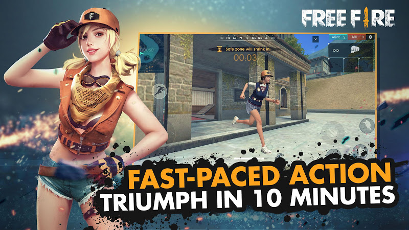 Garena Free Fire Screenshot 8