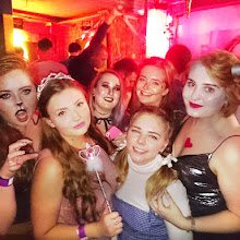 The Shoreditch Halloween Pub Crawl!