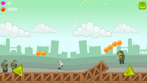 Robo King Runner - screenshot