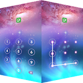 Download Applock Theme Space APK