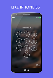 App iLock - Iphone Screen Lock APK for Windows Phone