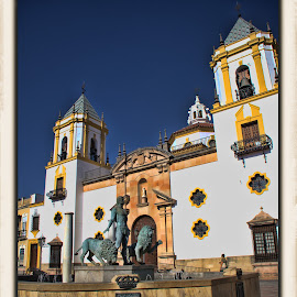 ronda, spain by Jim Knoch - Buildings & Architecture Places of Worship
