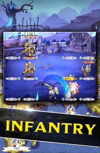 Сlash: the empires - screenshot