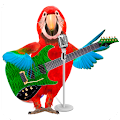 Talking & Singing Parrot APK for Bluestacks