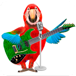 Talking & Singing Parrot Icon