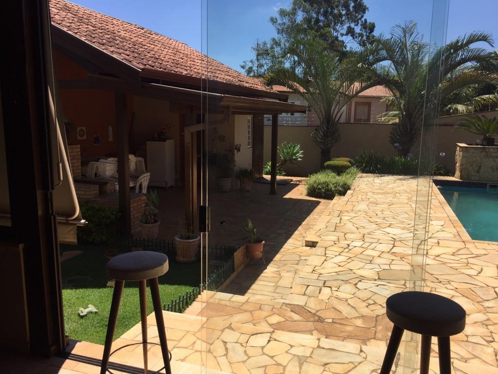 Casa 4 Dorm, Cidade Universitária, Campinas (CA0695)