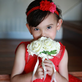 Flower Girl  by Tamika Vickers - Wedding Other
