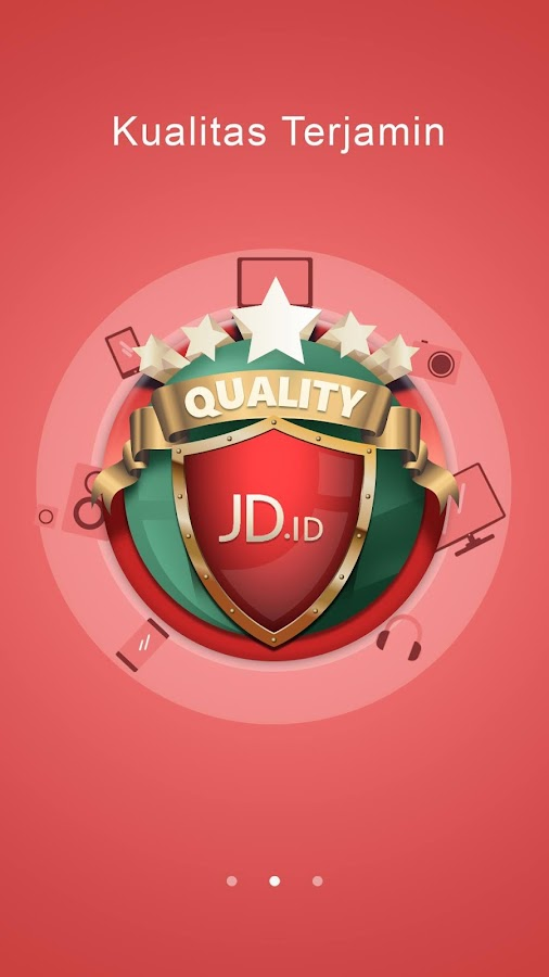 JD.id – Online Shopping Mall Screenshot